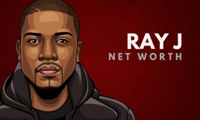 Ray J's Net Worth