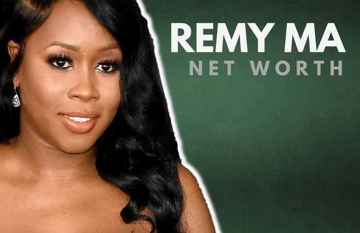 Remy Ma's Net Worth