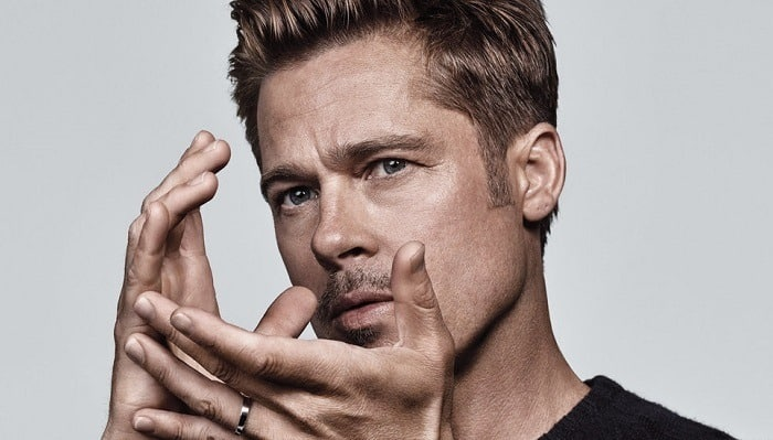 Richest Actors - Brad Pitt