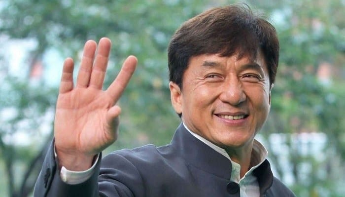 Richest Actors - Jackie Chan