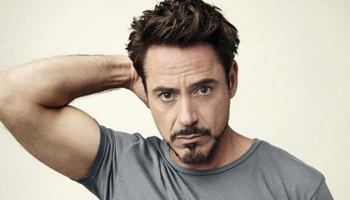 Richest Actors - Robert Downey Jr