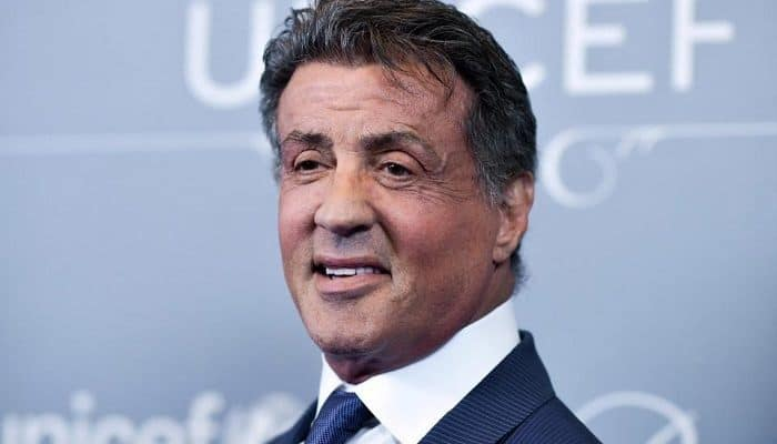 Richest Actors - Sylvester Stallone