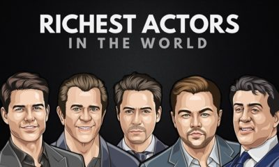 The 30 Richest Actors in the World