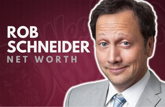 Rob Schneider's Net Worth