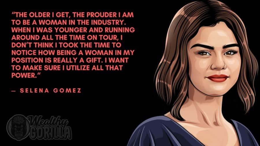 Selena Gomez Quotes 2