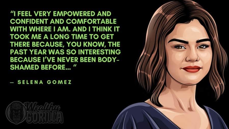 Selena Gomez Quotes 3