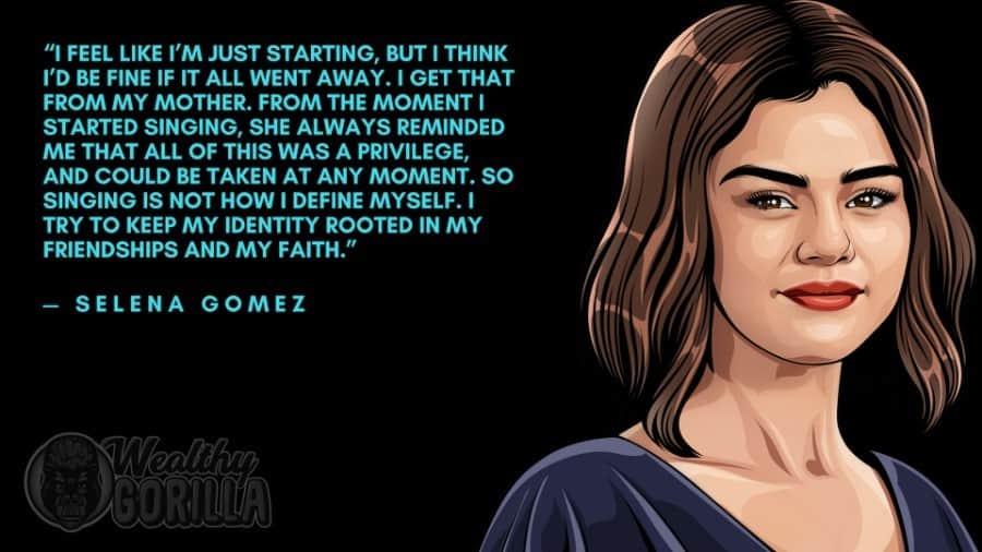 Selena Gomez Quotes 4