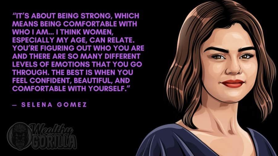 Selena Gomez Quotes 5