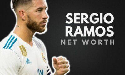 Sergio Ramos' Net Worth