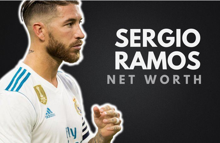 Sergio Ramos' Net Worth
