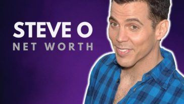 Steve O's Net Worth