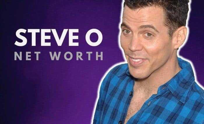 Steve O's Net Worth
