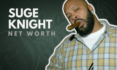 Suge Knight's Net Worth