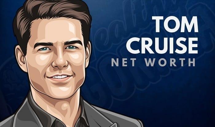 Tom Cruise's Net Worth