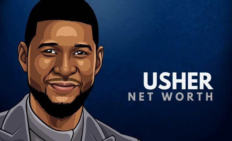 Usher's Net Worth