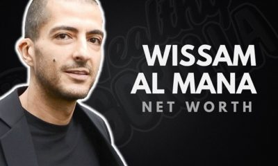 Wissam Al Mana's Net Worth