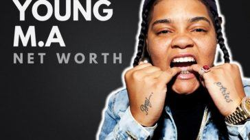 Young M.A's Net Worth