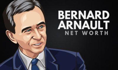 Bernard Arnault's Net Worth
