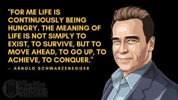 30 Greatest Arnold Schwarzenegger Quotes to Remember