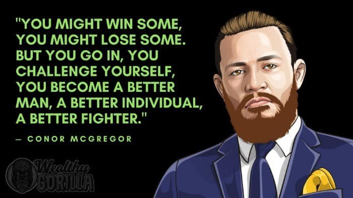 Best Conor McGregor Quotes (1)