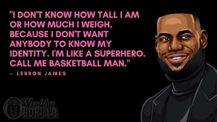 Best LeBron James Quotes (5)