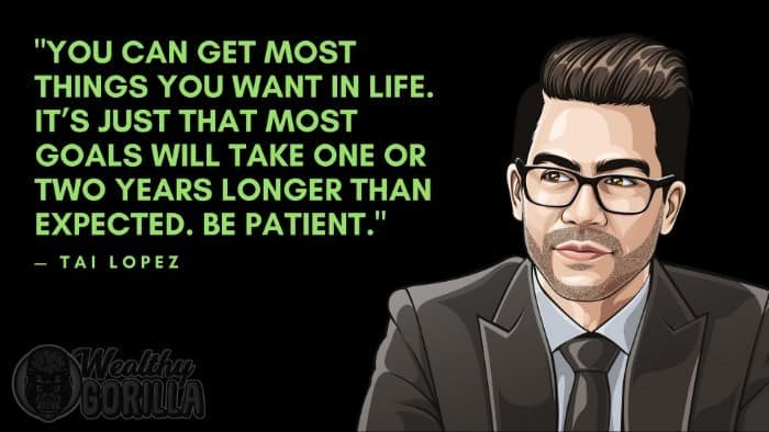 Best Tai Lopez Quotes (3)