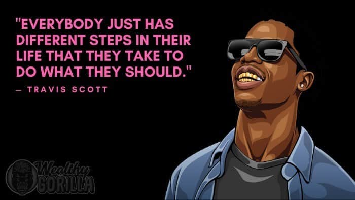 Best Travis Scott Quotes (5)