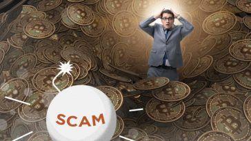 Bitcoin Millionaire Loses $2.3 Million Dollars in Bitcoin Scam
