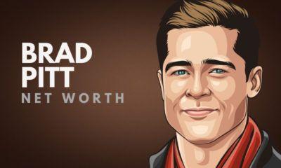 Brad Pitt's Net Worth