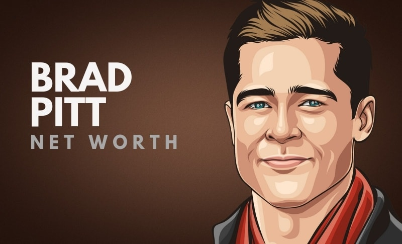 Brad Pitt's Net Worth in 2019 | Wealthy Gorilla