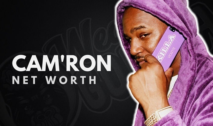 Cam'ron's Net Worth
