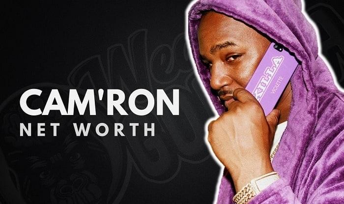 Cam'ron's Net Worth