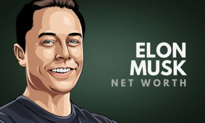 Elon Musk's Net Worth