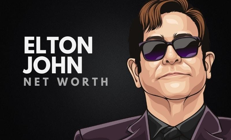 Elton John's Net Worth