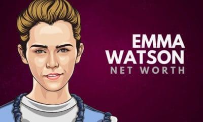 Emma Watson Net Worth