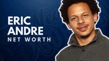 Eric Andre's Net Worth