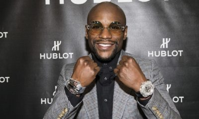 Floyd Mayweather Gets Ready for New Business Venture to Franchise Boxing Gyms