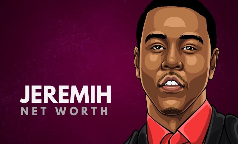 Jeremih's Net Worth