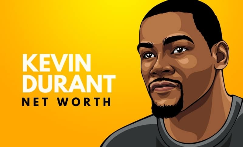 Kevin Durant's Net Worth