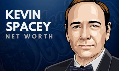 Kevin Spacey's Net Worth