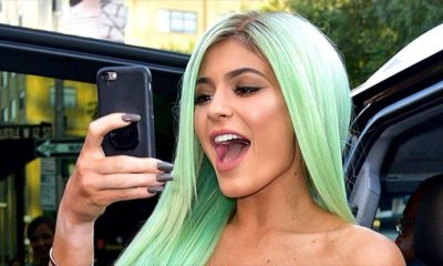 Kylie Jenner Earns More in a Day than the Average American Does in 10 Years