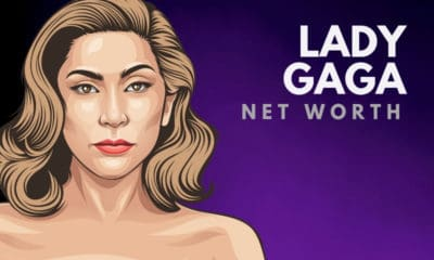 Lady Gaga's Net Worth