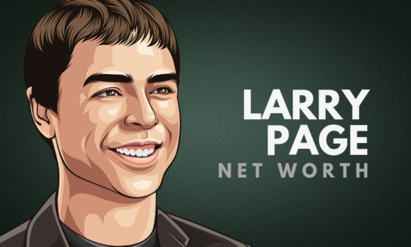 Larry Page's Net Worth