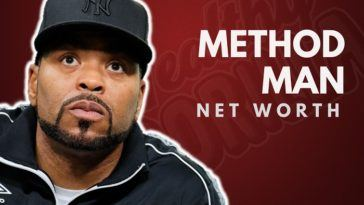 Method Man's Net Worth