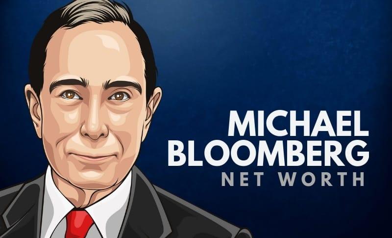 Michael Bloomberg's Net Worth