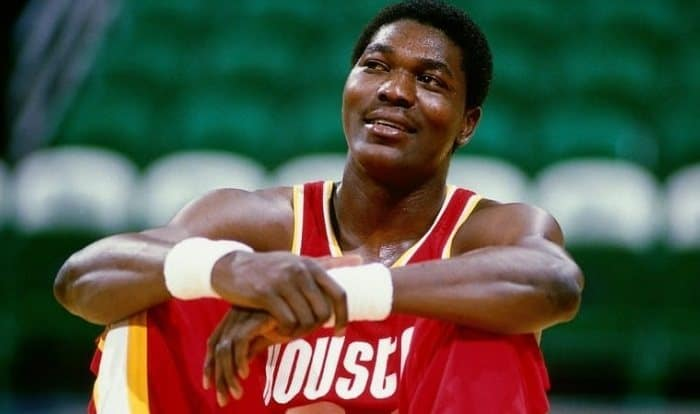 Richest NBA Players - Hakeem Olajwon