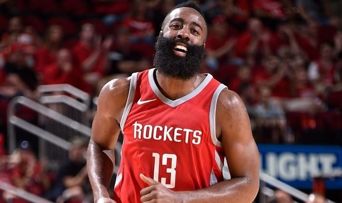 Richest NBA Players - James Harden
