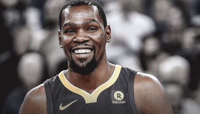 Richest NBA Players - Kevin Durant