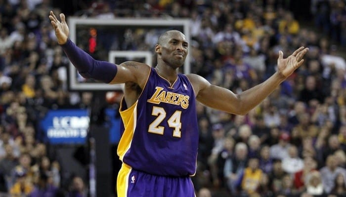 Richest NBA Players - Kobe Bryant