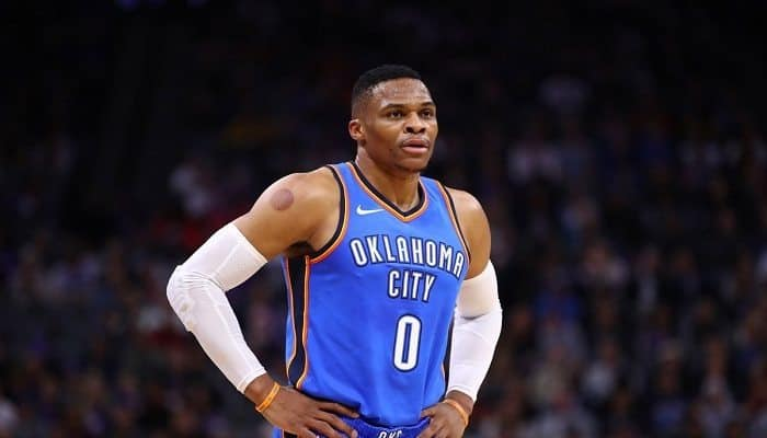 Richest NBA Players - Russell Westbrook